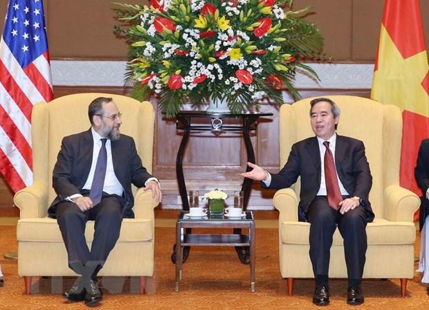 Une cooperation economique reussie est le moteur des relations americano-vietnamiennes hinh anh 1