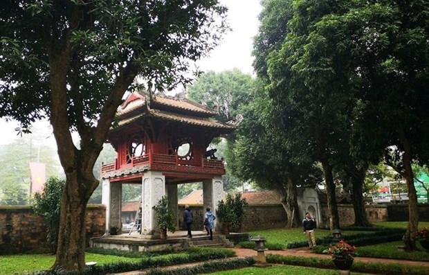 Reouverture des sites touristiques a Hanoi hinh anh 1
