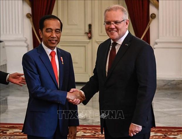 L'Australie et l'Indonesie apprecient la CNUDM de 1982 dans le reglement des differends en mer hinh anh 1