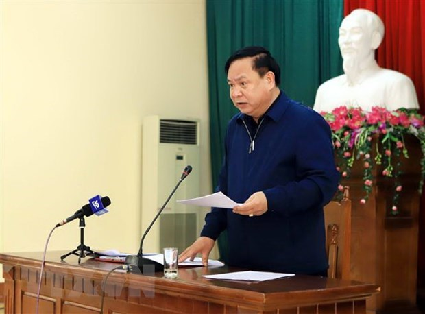 COVID-19 : la province de Vinh Phuc renforce la quarantaine hinh anh 1