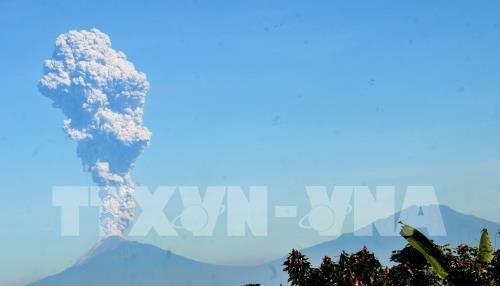 L'Indonesie emet un avertissement de danger lors de l'eruption du volcan Merapi hinh anh 1