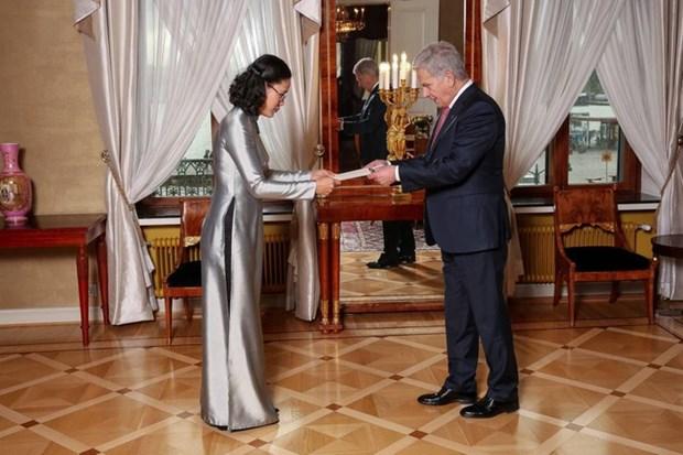 Le Vietnam prend en haute consideration la cooperation avec la Finlande hinh anh 1