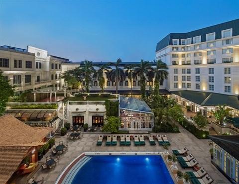 Metropole Hanoi recoit Cinq etoiles du Forbes Travel Guide hinh anh 1