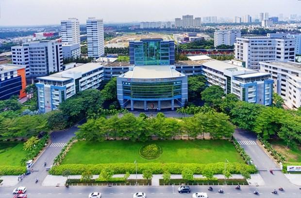 L'universite Ton Duc Thang parmi les meilleures universites de recherche en Asie du Sud-Est hinh anh 1