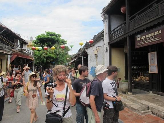 Plus de 250 milliards de dongs pour la conservation de la vieille ville de Hoi An hinh anh 1