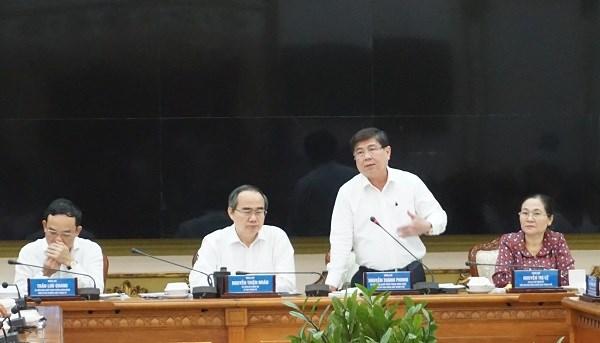 COVID-19 : HCM-V suspend l'octroi d'une autorisation aux travailleurs venant de Daegu (R. de Coree) hinh anh 1