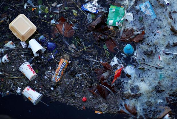 Des produits en plastique a usage unique sont interdits dans les bureaux du gouvernement philippin hinh anh 1