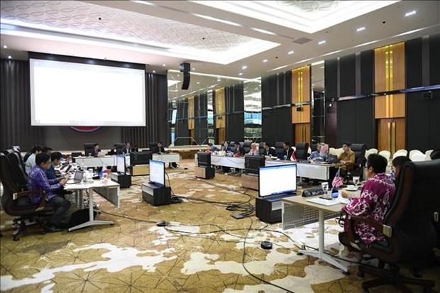 La 60e reunion de la mission chargee de l'Initiative pour l'Integration de l'ASEAN hinh anh 1
