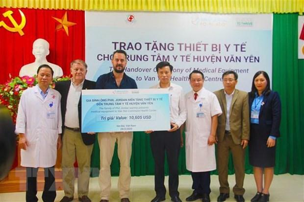 Aides australiennes pour prendre soins des nouveaux-nes au Vietnam hinh anh 1