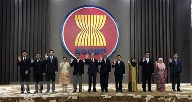 L'ASEAN et la Russie conviennent d'approfondir leur partenariat strategique hinh anh 1
