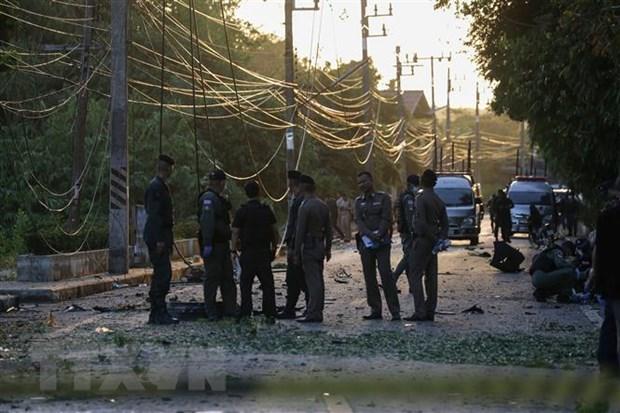 Thailande : 18 blesses dans des attentats a la bombe a Yala hinh anh 1