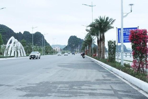 Quang Ninh construira une