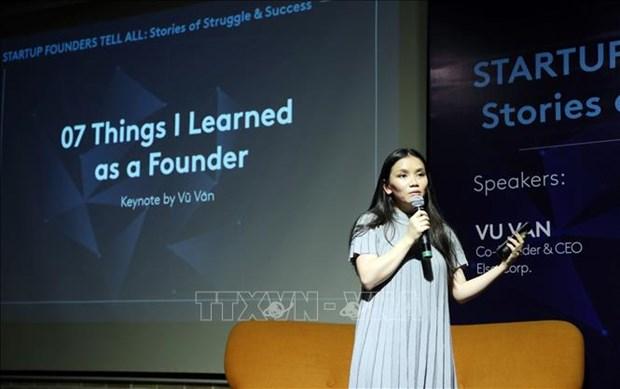 Des startups vietnamiennes vont recevoir 200.000 dollars d'aide hinh anh 1