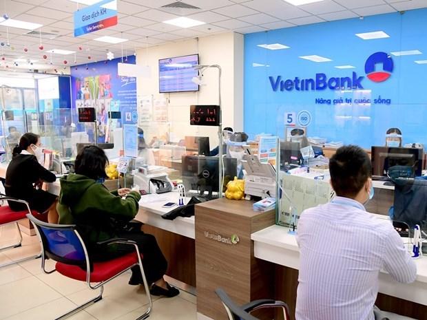 Vietinbank lance une enveloppe de credit de 60.000 milliards de dongs hinh anh 1
