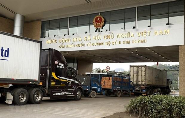 Le ministere du Commerce s'efforce d'attenuer les difficultes commerciales avec la Chine hinh anh 1