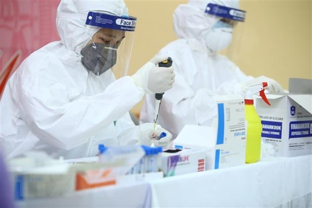 Le kit de test du SARS-CoV-2 du Vietnam conforme aux normes internationales hinh anh 1