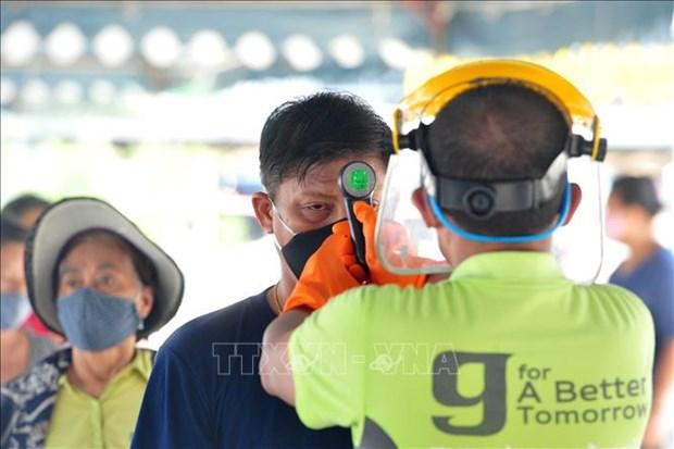 COVID-19 : l'Asie du Sud-Est enregistre de nombreux nouveaux cas hinh anh 1