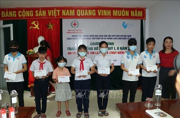 Da Nang: plusieurs activites font echo au Mois humanitaire 2020 hinh anh 1