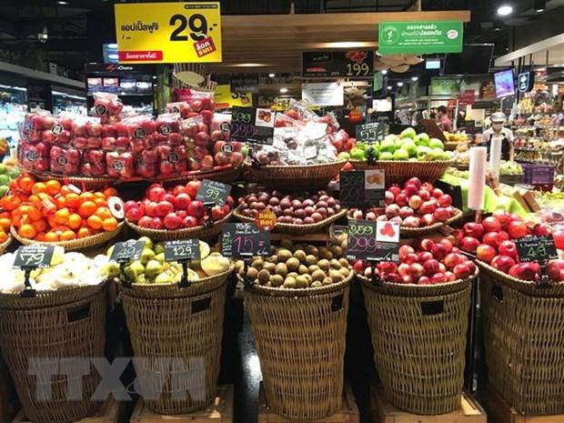 Le Vietnam cherche a exporter des fruits et legumes frais vers la Thailande hinh anh 1