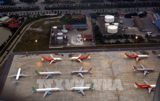 Des compagnies aeriennes vietnamiennes proposent des billets promotionnels pour stimuler le tourisme hinh anh 1