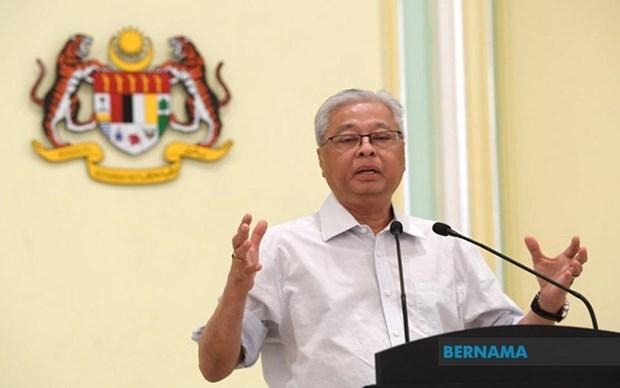 Les ministres de la Defense de la Malaisie et de la Chine discutent de leur cooperation bilaterale hinh anh 1