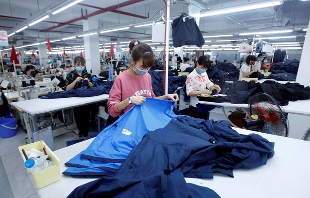 BM: l'EVFTA pourrait augmenter les exportations du Vietnam de 12% d'ici 2030 hinh anh 1