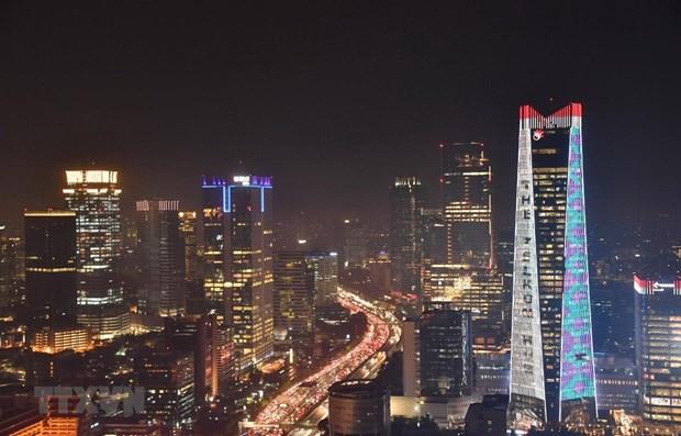Reouverture des centres commerciaux a Jakarta a partir du 5 juin hinh anh 1