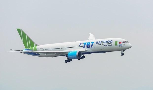 Bamboo Airways augmente la frequence de ses vols entre Hanoi et Ho Chi Minh-Ville hinh anh 1