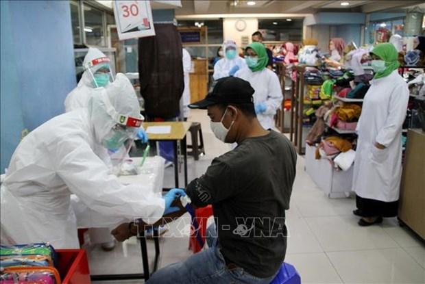 La situation de l'epidemie de COVID-19 dans des pays d'Asie du Sud-Est hinh anh 1