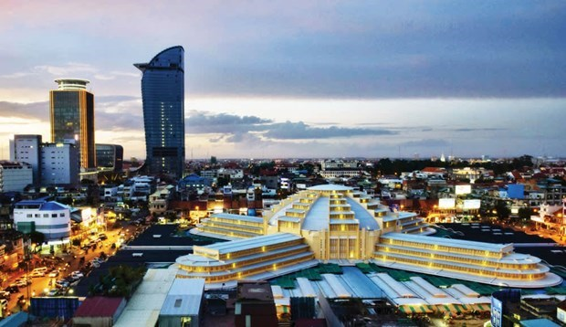 Le commerce bilateral Cambodge-Thailande a atteint 3,1 milliards de dollars entre janvier et avril hinh anh 1