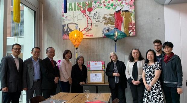 L'Association d'amitie Suisse-Vietnam apprecie les efforts de lutte anti-COVID-19 du Vietnam hinh anh 1