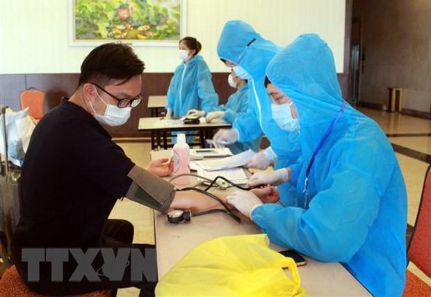 Coronavirus : aucun nouveau cas de transmission locale au Vietnam depuis 68 jours hinh anh 1