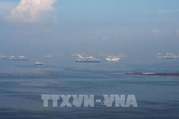 Au moins 12 disparus dans une collision au large des Philippines hinh anh 1