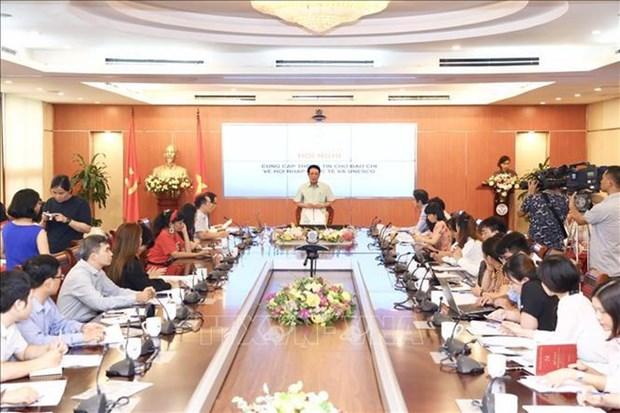 Saisir les opportunites pour accelerer les priorites du Vietnam au Conseil de securite de l'ONU hinh anh 1