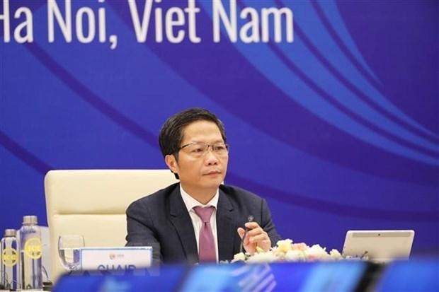 Le Vietnam et le Japon intensifient les echanges commerciaux bilateraux hinh anh 1
