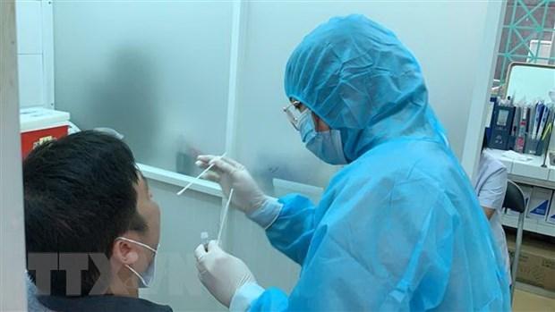 Le Vietnam signale 10 nouveaux cas d'infection par le COVID-19 hinh anh 1