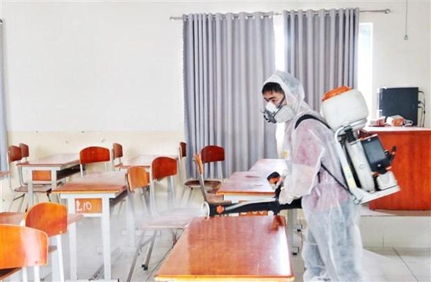 Da Nang reporte l'examen national de fin d'etudes secondaires hinh anh 1