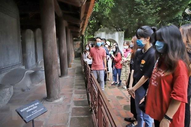 Tourisme : Hanoi fait face a l'epidemie de COVID-19 dans la nouvelle situation hinh anh 1
