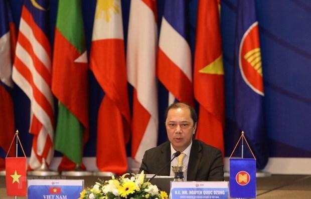 53 ans de la fondation de l'ASEAN : edifier une communaute pour surmonter les defis hinh anh 1