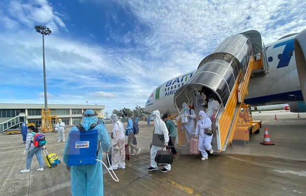 Bamboo Airways toujours en tete en termes de taux de ponctualite en aout hinh anh 1