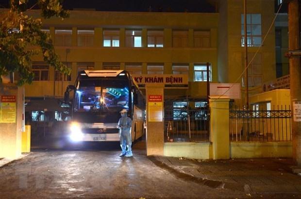 Reouverture de l'hopital de Da Nang apres 30 jours de mise en quarantaine hinh anh 1
