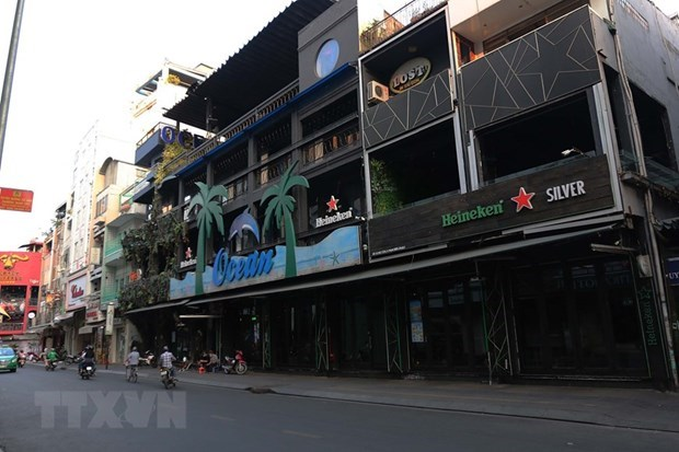 Reouverture des bars et discotheques a Ho Chi Minh-Ville hinh anh 1
