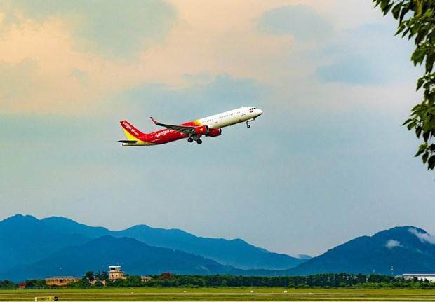 Vietjet reprend ses vols depuis et a destination de Da Nang a partir du 8 septembre hinh anh 1