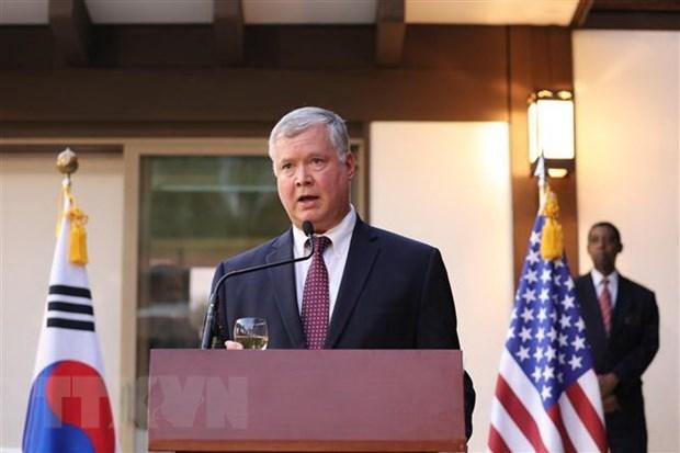Les Etats-Unis soulignent l'importance de l'ordre international base sur le droit en Mer Orientale hinh anh 1