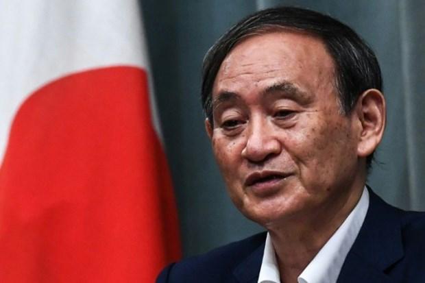 Message de felicitations au president japonais du LDP hinh anh 1