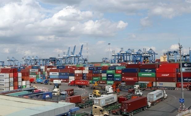 Enquete sur un projet de reduction de la congestion au port de Cat Lai hinh anh 1