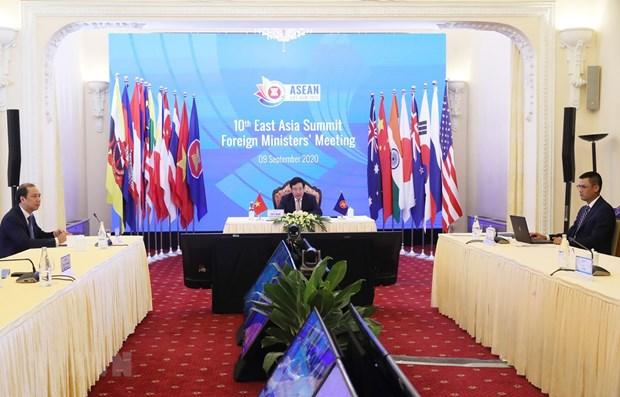 ASEAN 2020 : la Nouvelle-Zelande apprecie la capacite de leadership du Vietnam hinh anh 1
