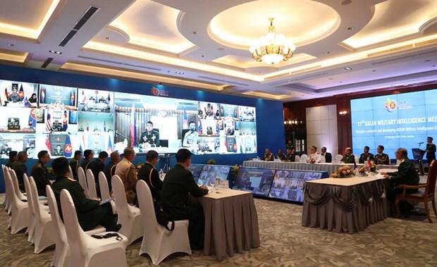 S'orienter vers une communaute du renseignement militaire de l'ASEAN cohesive et developpee hinh anh 1