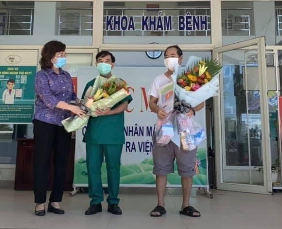 Da Nang : le dernier patient de COVID-19 annonce gueri hinh anh 1