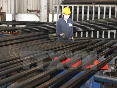 La vente d'acier de Hoa Phat atteint plus de 4 millions de tonnes en neuf mois hinh anh 1